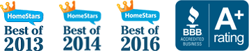 Awarded by Home Stars