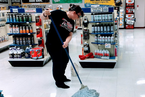Cleaning Service in Calgary, AB