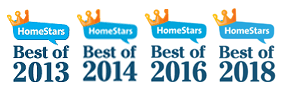 Best Calgary Cleaning Company Awarded by Home Stars!
